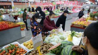 中国国家统计局:4月份居民消费价格同比上涨3.3%