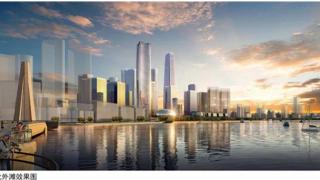 上海新地标剧透!480米超高建筑点亮滨江天际线