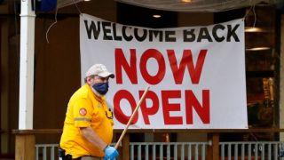 经济重开多州新增失业下滑 上周总数仍近300万