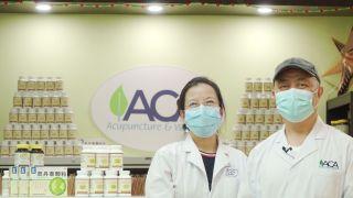 【视频】ACA美国针灸药物集团疫情期间电话看诊并准备各种中药