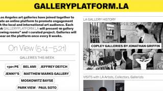 81间洛杉矶美术馆联手打造网上艺术观赏平台
