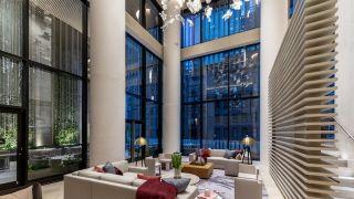 纽约曼哈顿使馆区的五星级住宅 物业费却极低?