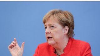 """德国总理默克尔:与中国合作有""""重大战略利益"""""""