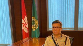 香港各纪律部队全力支持全国人大涉港决定