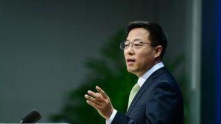 中国外交部:香港繁荣稳定安全符合美利益