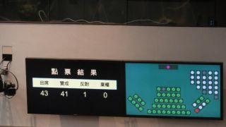 香港立法会三读通过《国歌条例草案》 12日刊宪实施