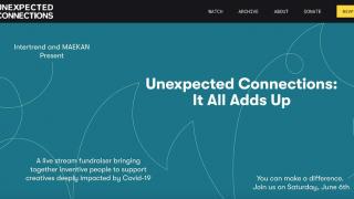 文化创意行业精英对谈 在线募款用于慈善项目