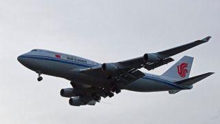 美修改对中国往来航班限制 每周只允许运营2班