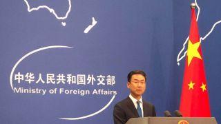 耿爽离任中国外交部发言人 离别哽咽 或将赴联合国使团任职