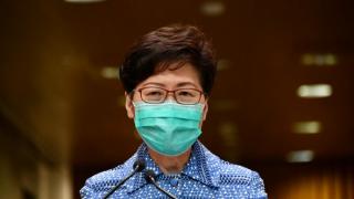 林郑月娥:特区政府所有政治委任官员未来一年冻薪