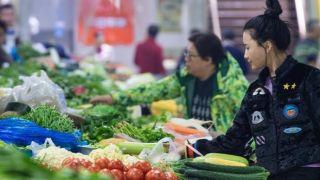 中国5月CPI同比涨2.4% PPI同比降3.7%