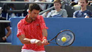 网球名将德约科维奇和妻子新冠病毒检测结果呈阳性