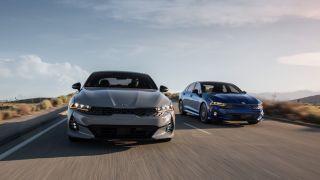 全新KIA 2021 K5重磅登场  震撼中型轿车市场