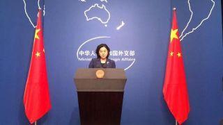 美国或因南海问题制裁中国?中国外交部回应