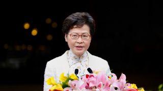 林郑:香港金融中心地位非美给予,不担心其所谓制裁