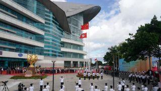 香港政府:坚决反对香港自治法案成为美法律