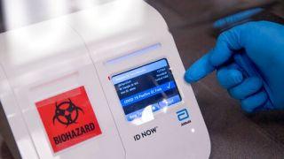 67417!美国单日确诊病例再刷新高 多州遇检测瓶颈