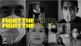 美国广告委员会发布全新公益广告——抗击病毒、对抗偏见
