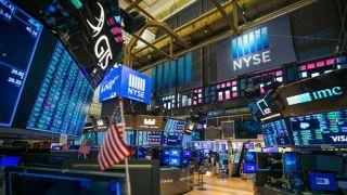 标普500指数接近历史新高 经济重开股领衔飙升