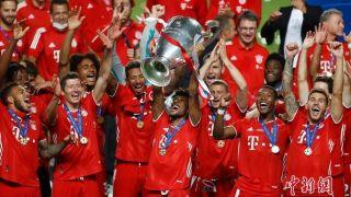 拜仁击败巴黎六度加冕 成欧冠史上首支全胜夺冠球队