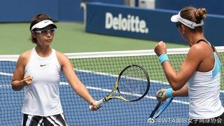 中国选手徐一璠晋级美网女双决赛
