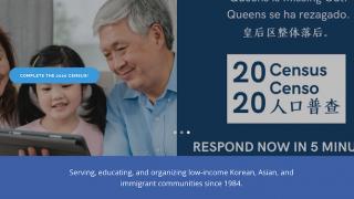 各位移民,马上回复2020年人口普查并被统计在内