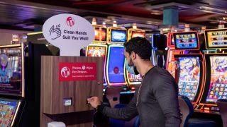执行全新《21点安全计划》纽约市最大的赌场云顶世界重新开放