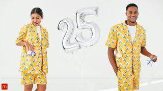 麦当劳欢庆经典偶像McFlurry25岁生日  邀粉丝共享欢乐