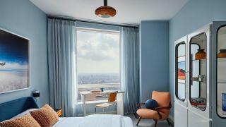 备受瞩目纽约布鲁克林最高住宅楼  样板间惊艳亮相