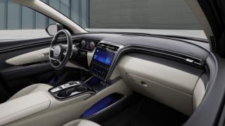 现代汽车推出具有级距最佳功能的全新Tucson休旅车