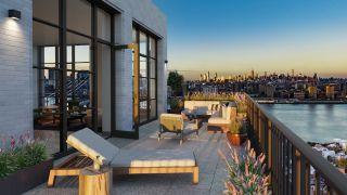 纽约最潮社区DUMBO绝美公寓$96万起 开发商推出特别优惠