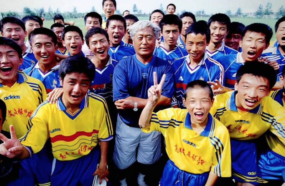 中国前国足主帅高丰文去世 曾率队首次冲出亚洲_图1-5