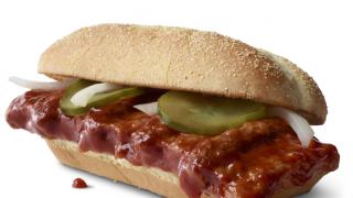 麦当劳®在全美推出2020 McRib季 传奇性三明治12月2日回归