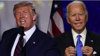2020美国大选 计票仍在进行 带你看清这24小时的大起大落