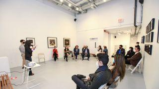 Crossing Art 艺术中心疫情期间首创实体线上艺术活动 视界之窗展览即日起欢迎预约参观