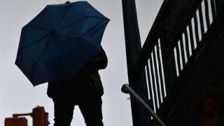东北地区风暴系统增强 降雨将因冷空气转变成大雪