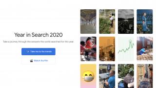 """Google出炉2020热搜词条 除了""""新冠""""最受关注的还有这些"""