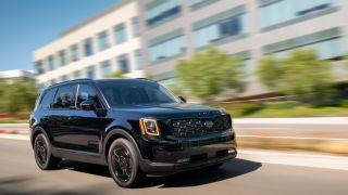 Kia Telluride 被 The Car Connection 评为2021年最值得购买家用汽车