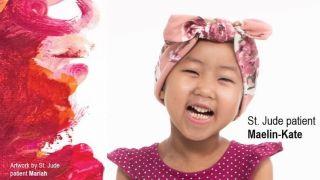 庆祝农历新年 支持St. Jude Children's Research Hospital的新电商活动