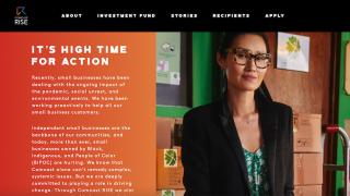 Comcast RISE向少数族裔 (BIPOC) 开设的小商业提供500万美元赠款
