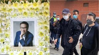 吴孟达丧礼举行 周星驰刘德华到场悼念