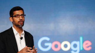Google CEO就仇恨犯罪事件慰问员工 公司近一半为亚裔