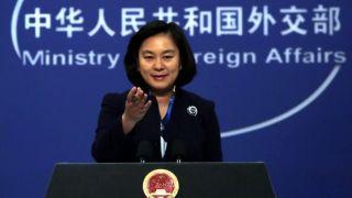关于H&M等企业拒绝使用新疆棉花 中国外交部回应