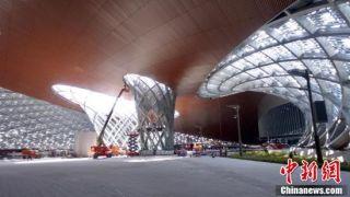 先睹为快 探访杭州亚运村及比赛场馆