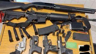科州超市枪案发生才两天 亚特兰大男子携6支枪进超市被捕