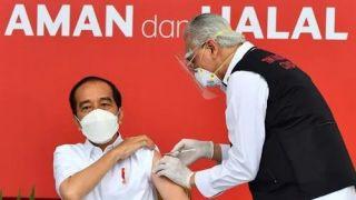 助力全球战疫 这些国家总统总理已接种中国疫苗