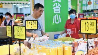 中国3月CPI同比上涨0.4% 环比下降0.5%