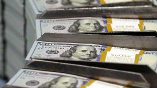 美国3月财政赤字达6600亿 飙升至历史第三高