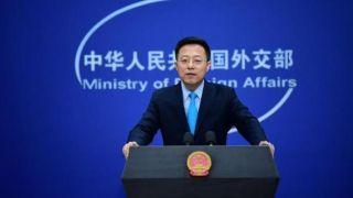 美方称日本排放核废水决定透明 中国外交部回应