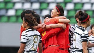 中国女足加时4-3逆转韩国 晋级东京奥运会